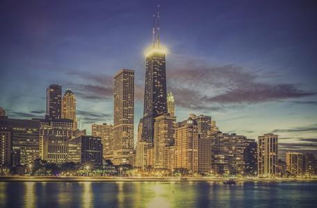 chicago-at-night